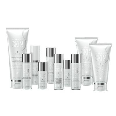 Herbalife SKIN™ Ultimate Program – For Normal to Oily Skin